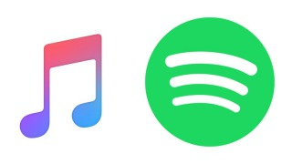 iTunes spotify